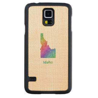 Idaho Carved Maple Galaxy S5 Case