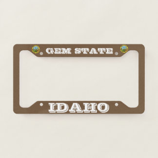 Idaho Classic License Plate Frame