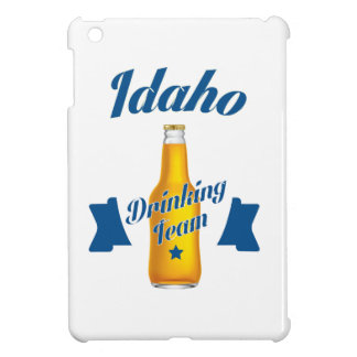 Idaho Drinking team iPad Mini Cover