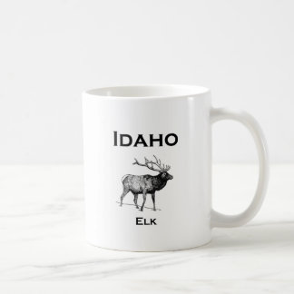 Idaho Elk Coffee Mug