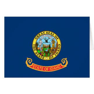 Idaho Flag Greeting Cards