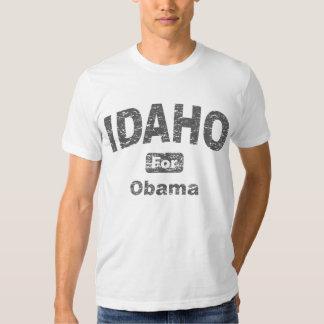 Idaho for Barack Obama Shirt
