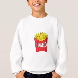 idaho french fries sweatshirt