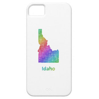 Idaho iPhone 5 Covers