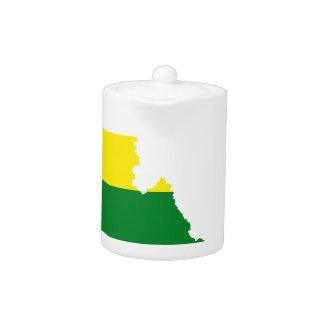 Idaho LGBT Flag Map
