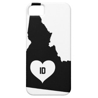 Idaho Love Case For The iPhone 5