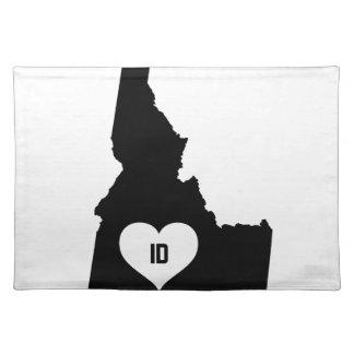 Idaho Love Placemat