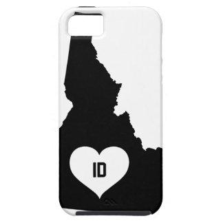Idaho Love Tough iPhone 5 Case