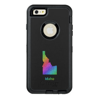 Idaho OtterBox Defender iPhone Case