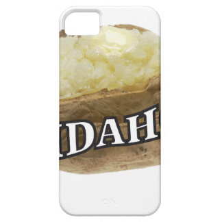 Idaho potato label case for the iPhone 5