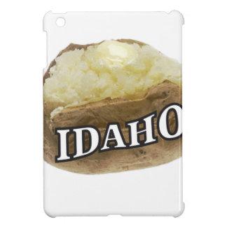 Idaho potato label iPad mini covers