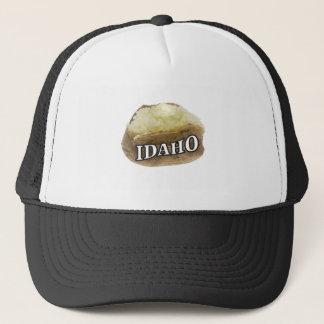 Idaho spud trucker hat
