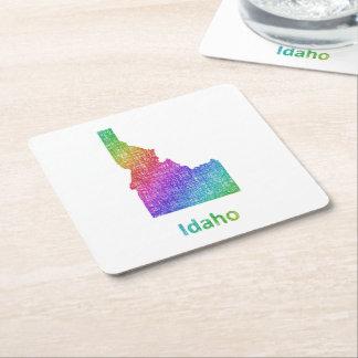 Idaho Square Paper Coaster