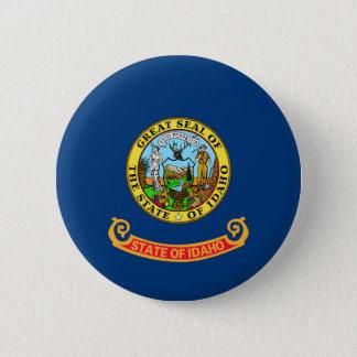 idaho state flag united america republic symbol 6 cm round badge