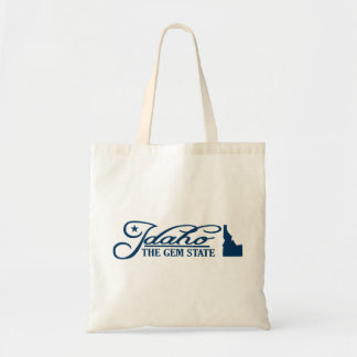 Idaho (State of Mine) Budget Tote Bag