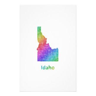 Idaho Stationery