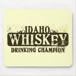 Idaho Whiskey Drinking Champion Mouse Pad