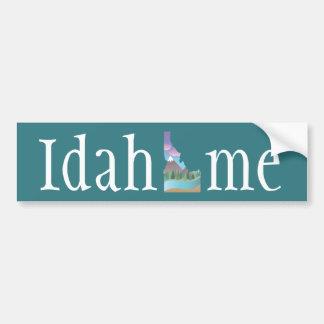 Idahome Bumper Sticker