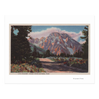 IdahoView of Grand Teton National ParkIdaho Postcard