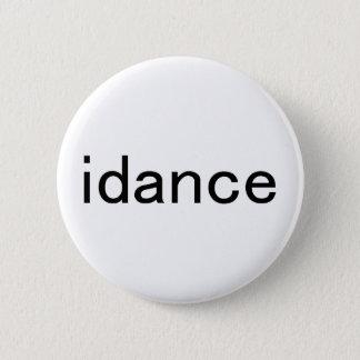 iDance 6 Cm Round Badge