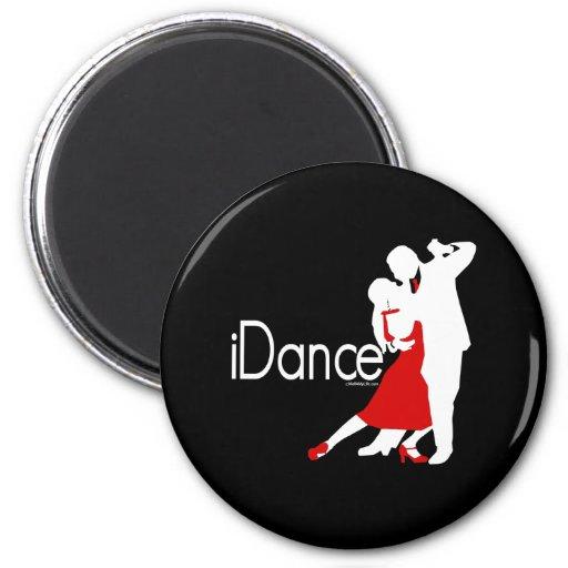 iDance 6 Cm Round Magnet