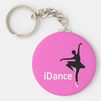 iDance (I Dance) Keychain