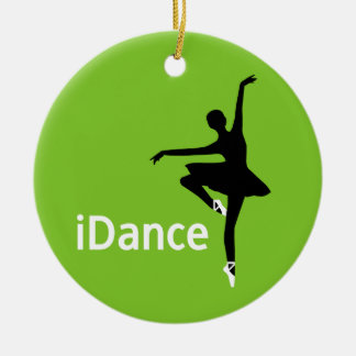 iDance (I Dance) Ornament