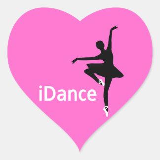iDance (I Dance) Pointe Stickers