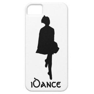 iDance Irish Dancer Silhouette iPhone 5 Covers