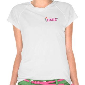 iDANZ Ladies Micro-Fiber Sport Shirt
