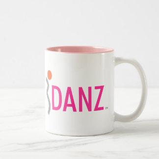 iDANZ Pink Logo Mug