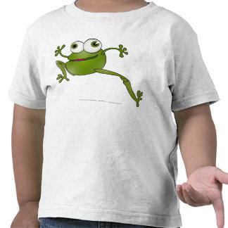 Ide Zmija Zaba - Running Snake - Frog T-shirts