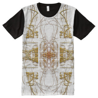 IDEA CIRCUIT POWER All-Over PRINT T-Shirt
