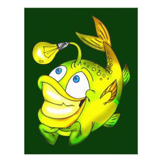Idea Fish 21.5 Cm X 28 Cm Flyer