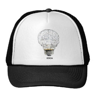 Idea Mesh Hat