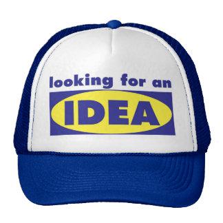 Idea Mesh Hats