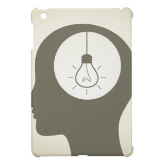 Idea in a head cover for the iPad mini