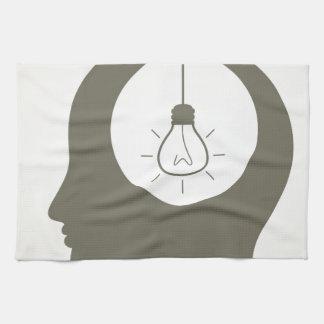 Idea in a head tea towels
