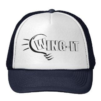 idea man trucker hat