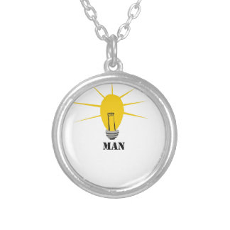 Idea Man Custom Necklace