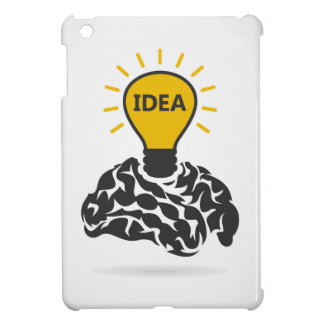 Idea of a brain iPad mini cases