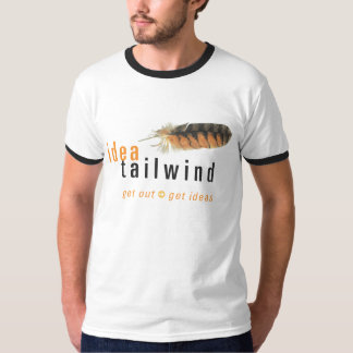 "Idea Tailwind Feather ""T"" T-Shirt"
