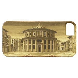 IDEAL CITY.Antique Parchment iPhone 5 Cover