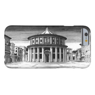IDEAL CITY Renaissance Architecture Black White Barely There iPhone 6 Case