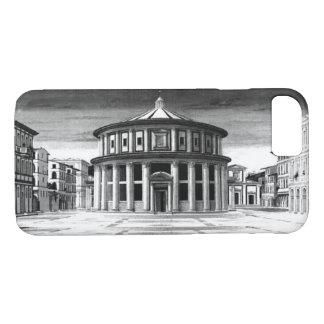 IDEAL CITY Renaissance Architecture Black White iPhone 8/7 Case