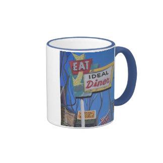 IDEAL DINER COFFEE MUG