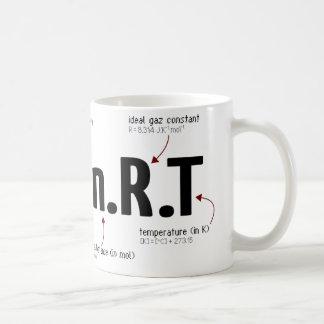 Ideal gas law coffee mugs