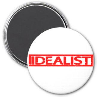 Idealist Stamp Magnet
