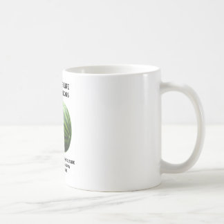 Ideas Are Like Watermelons (Food For Thought) Coffee Mug