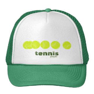 ideas for a tennis player cap